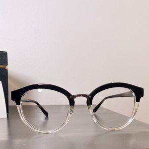 AS NEW LINDA FARROW LUXE Eye Glasses Luxury Frames